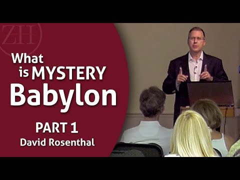 What is Mystery Babylon  Part 1 with David Rosenthal