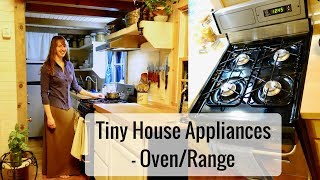 Life In A Tiny House Called Fy Nyth - Appliances, Oven/range