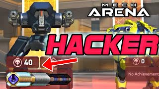 Mech Arena Real Hacker Revealed