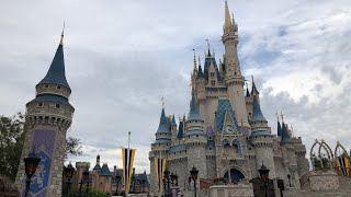 Magic Kingdom Daytime Live Stream 1-20-18 - Walt Disney World