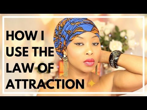 LAW OF ATTRACTION - How to Manifest The Life You Love - HOW TO DEAL WITH NEGATIVE THOUGHTS
