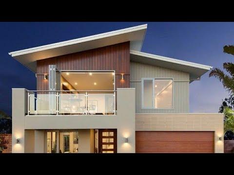 Modern Roof Design Youtube