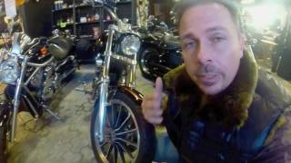 Life on a Harley in Denmark, with Actor Tino Struckmann