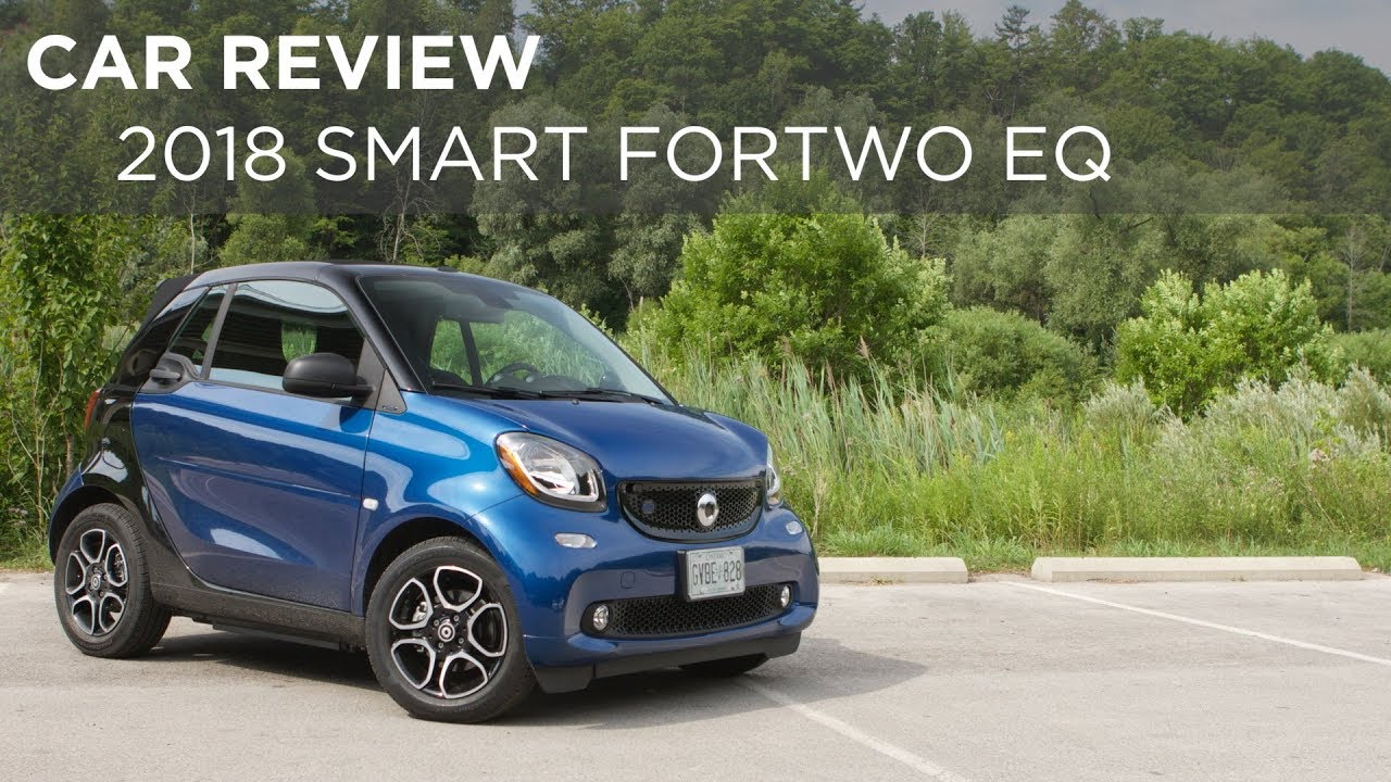 Car Review 2018 Smart Fortwo Electric Drive Cabrio Driving Ca