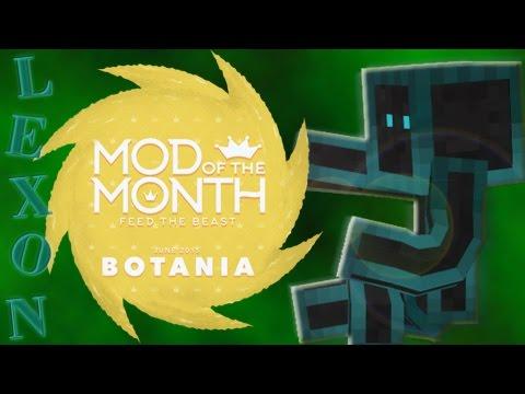 minecraft botania how to make mana
