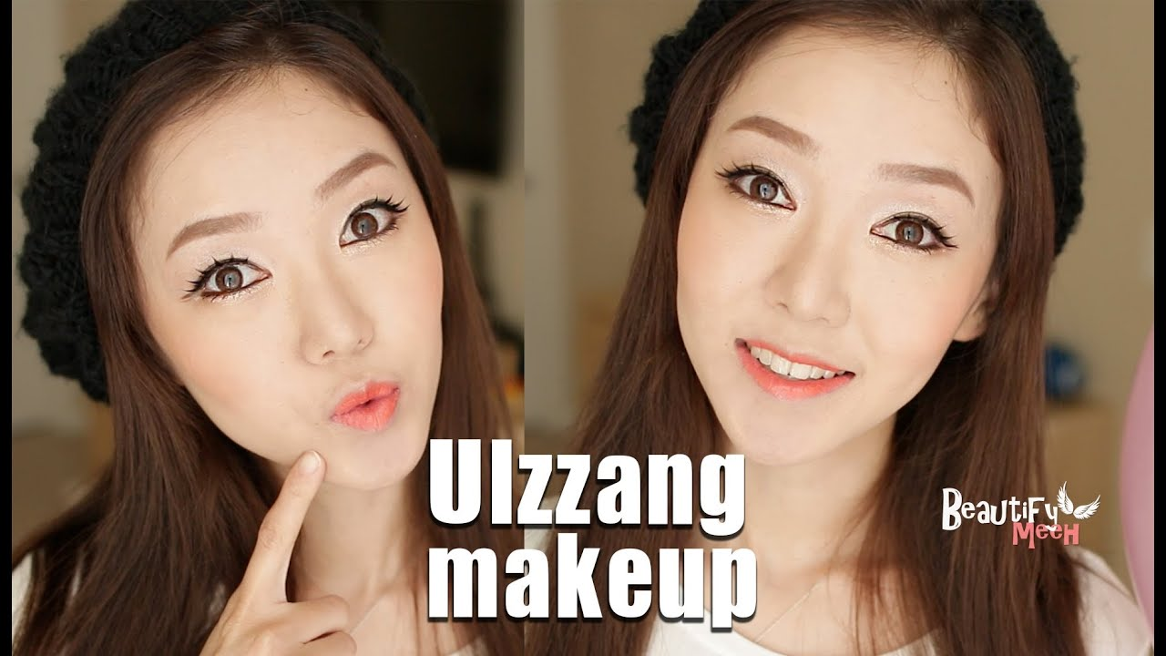 Korean ULZZANG Makeup ... Ulzzang Makeup Tutorial Blog
