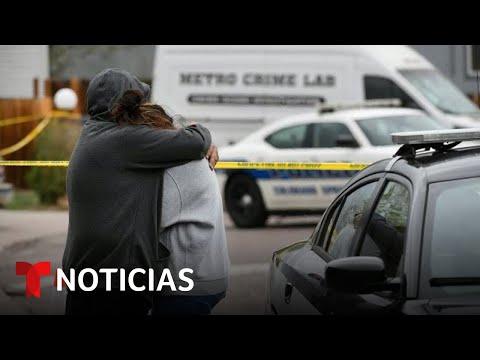 Seis muertos en un tiroteo en una fiesta en Colorado | Noticias Telemundo