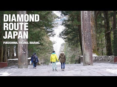 Diamond Route Japan: Health and Lifestyle. Mouthwatering Food and Drink with YouTuber Micaela.