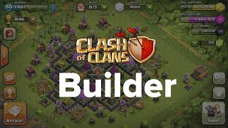 Builder is Back on Clash of Clans: Come Back Builder!