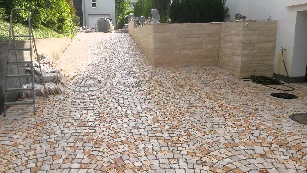 Pietra giardino prezzi design casa creativa e mobili - Pavimentazione cortile esterno ...