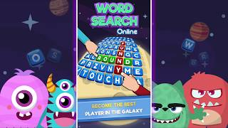 Word Search Online - Free Game Puzzle for Android Android & iOS (iPhone, iPad and iPod)
