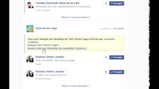 Tuto FR - Bloquer les invitations et applications Facebook