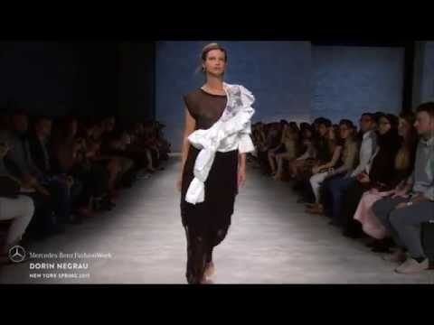 DORIN NEGRAU: MERCEDES-BENZ FASHION WEEK S/S15 COLLECTIONS