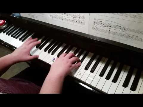 A MARSHMALLOW WORLD (PIANO)