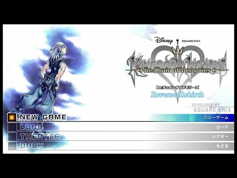 Kingdom Hearts Chain of Memories Riku (All English Cutscenes)