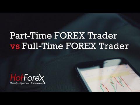 full-time-forex-trader-vs-part-time-forex-trader