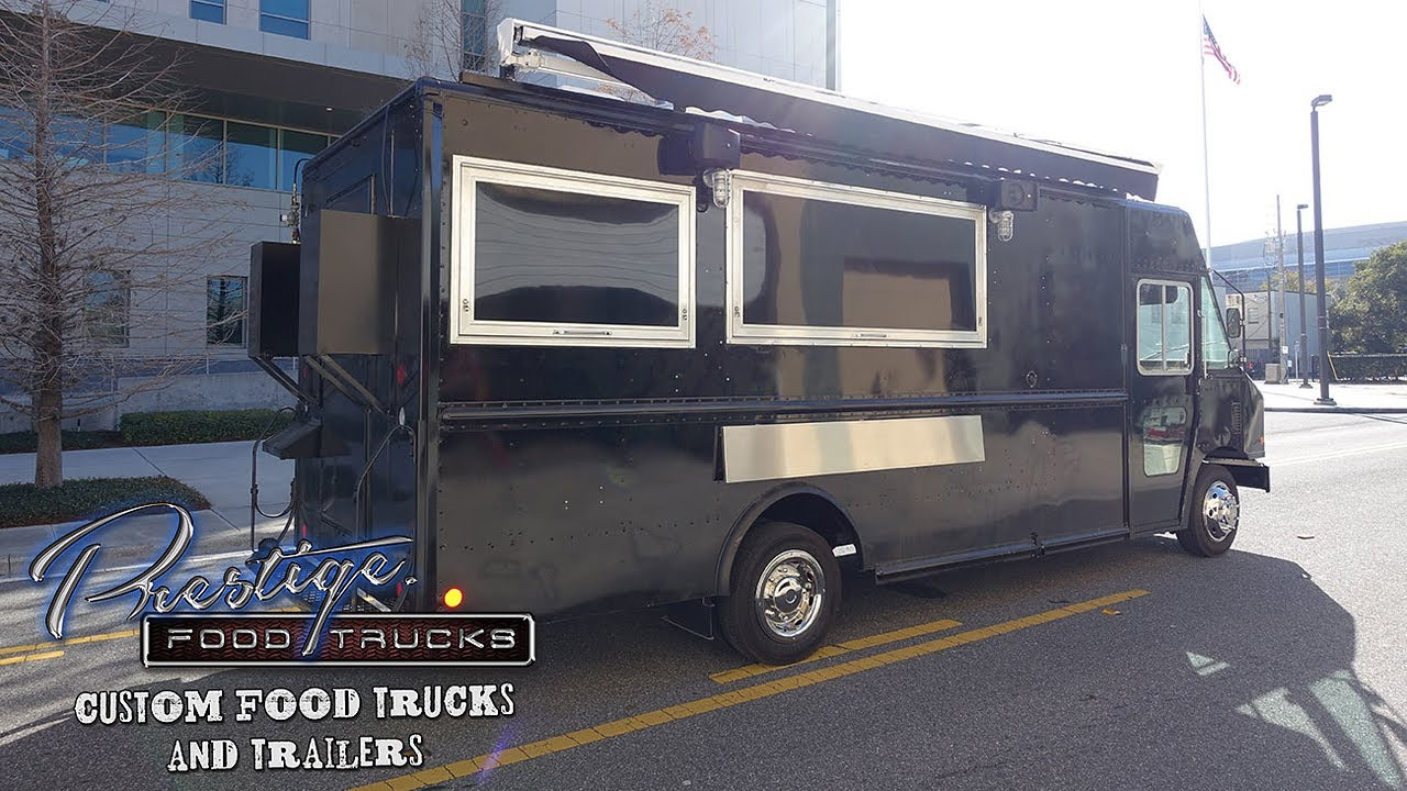 How To Build A Food Truck Step By Step