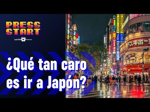 ¿Cómo voy y cuánto cuesta ir a Japón? [Press Start 035]