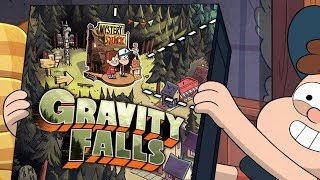 Gravity Falls LIVES ON in Board Game!