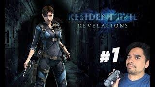Filo101 gioca a: Resident Evil Revelations (parte 1 GAMEPLAY ITA)
