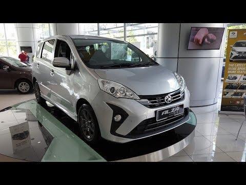 Perodua Alza 2018 Facelifted Part 1 - Alza SE