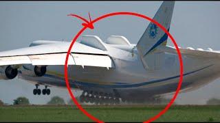 El Increíble Despegue Del Avión Más Grande Del Mundo