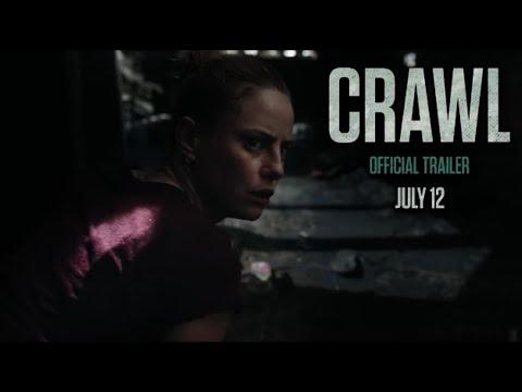 Crawl (2019) In Hindi – Official Trailer – Paramount Pictures - Kaya Scodelario, Horror Movie HD