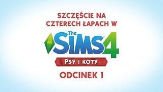 Szczęście na czterech łapach w The Sims 4 - odcinek 1