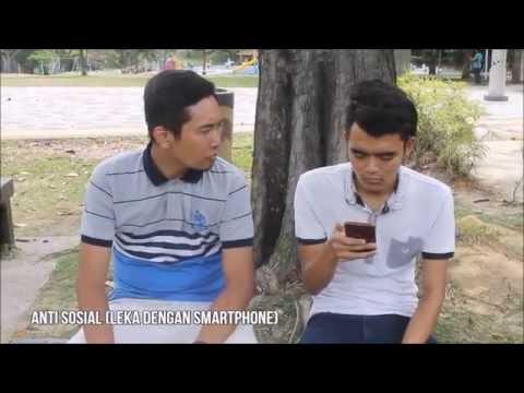 KETAGIHAN GAJET (Pertandingan Video Kreatif Kesihatan Remaja 2016)