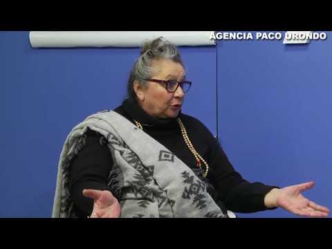 APU tv  Entrevista a Rita Cortese