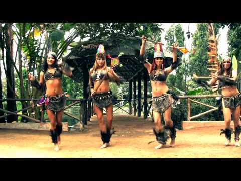 las wachiturras churras- rompe el piso en la selva