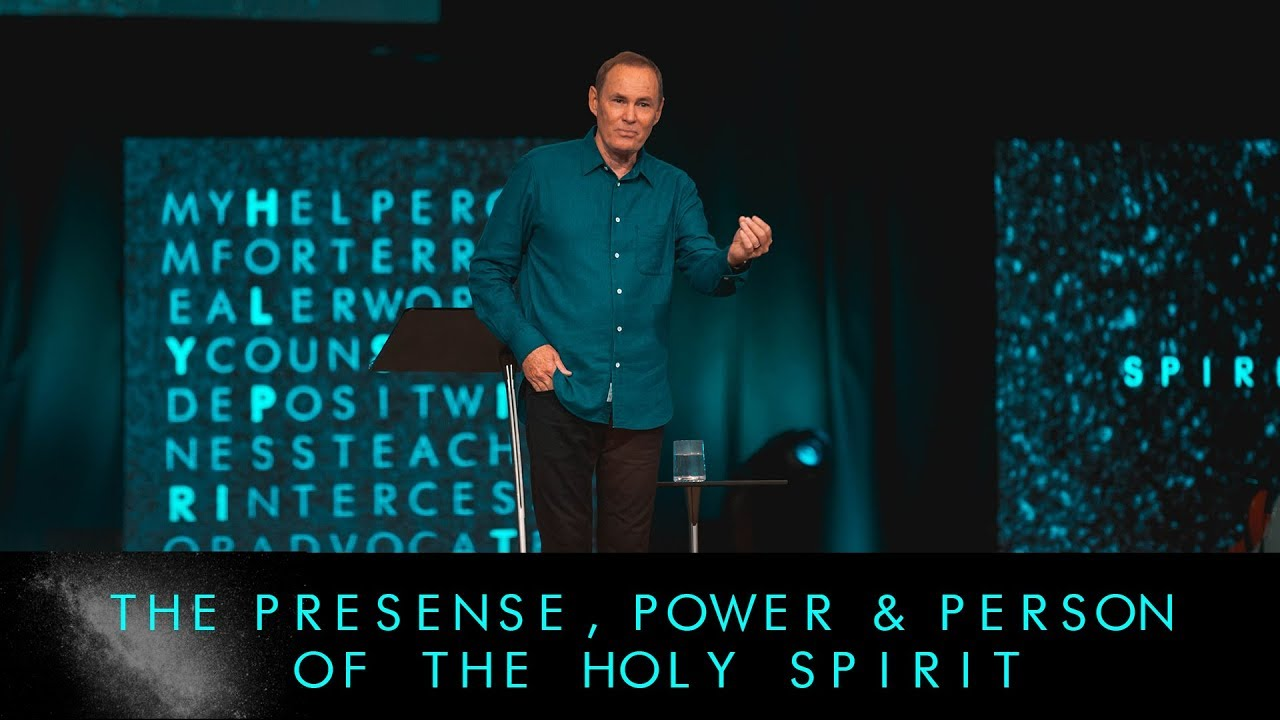 The Presence, Power & Person of the Holy Spirit | Bayless Conley