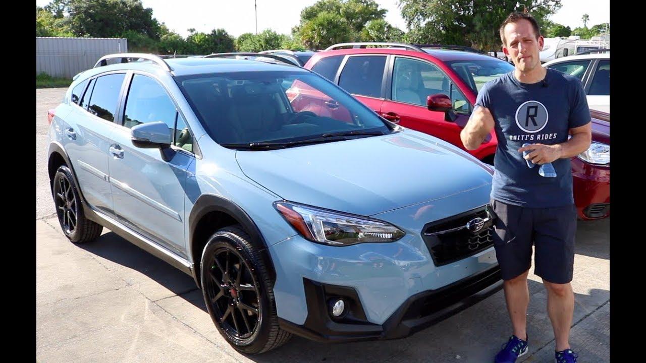 How Is This Possible 2019 Subaru Crosstrek Sti Raiti S Rides