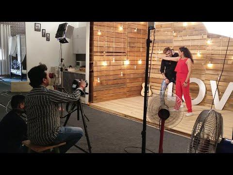 How To Shoot Dance Video For YouTube With DSLR  Part 2   Dancercise Studio   Studio Future Forward