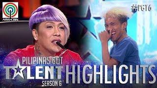 PGT 2018 Highlights: Vice, napagkatuwaan ang mga miyembro ng Sinag Dance Community