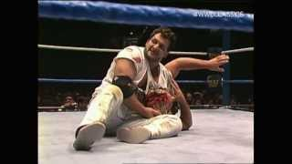 "WWE Classics- ""Unsung Heroes"": Brooklyn Brawler vs Red Rooster"