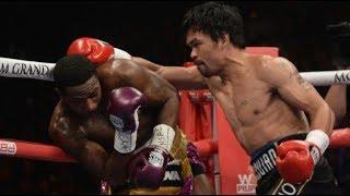 MANNY PACQUIAO VS ADRIAN BRONER: RECAP & FIGHT STUDY