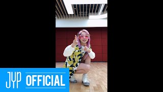 """TWICE CHAEYOUNG """"Alcohol-Free"""" Dance Video"""