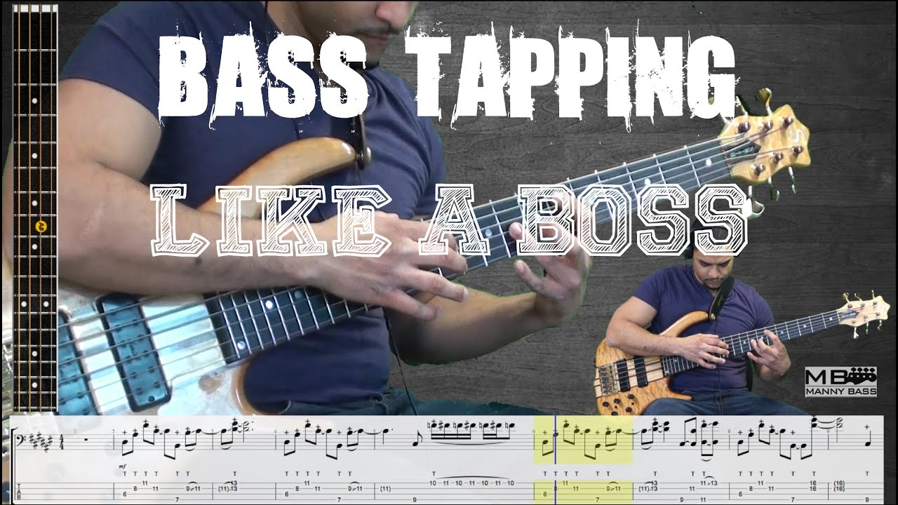 Bass tapping free tabs track