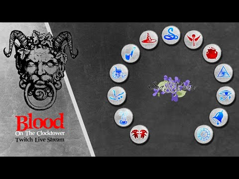 Sects & Violets - Live on Twitch - 6th June 2020