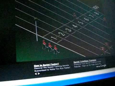 sprinter game part 2