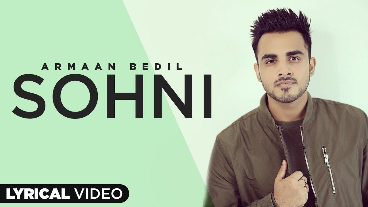 Download Armaan Bedil - Sohni    Lyrical Video    Ranjha Yaar    Joban Cheema    Gpsehmbi
