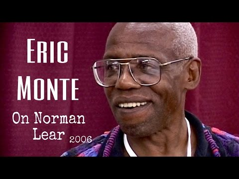 "Eric Monte - ""Norman Lear Is A Racist"" (2006 Interview Snippet)"