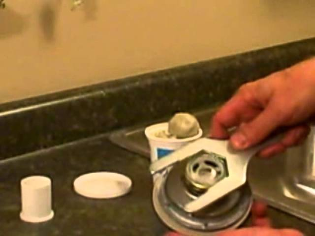 sink basket removal tool