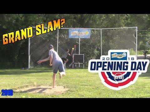 how to get huge break blitzball pitching
