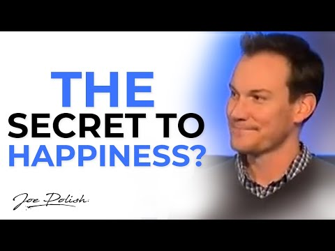 How to be Happy - The Happiness Advantage - Sean Achor