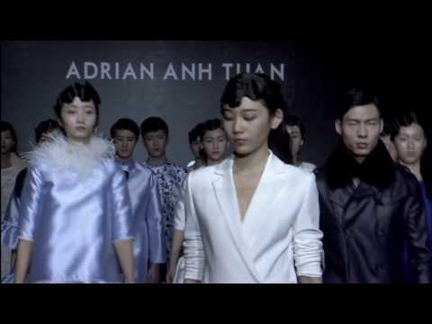 Adrian Anh Tuan - Harbin Fashion Week 2017