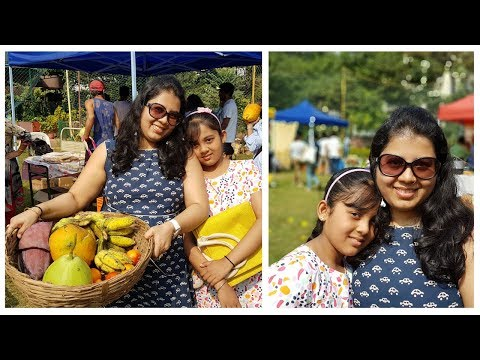Sunday Shopping and Lunch | Farmers Market Mumbai | Gomantak(Goan) Food | Maitreyee's Passion