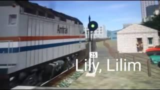 Rails of California Valley Episode 24 Working Hard Part 1