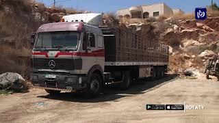 دمشق تقرر إلغاء الرسوم الإضافية على الشاحنات الأردنية (25-12-2019)